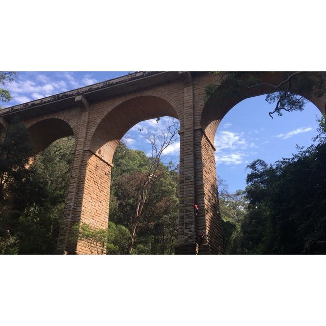 Knapsack Viaduct Emu Heights