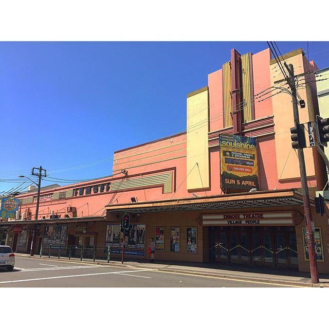 The Enmore Theatre, Enmore Road