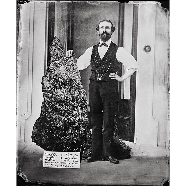 The Holtermann Nugget