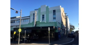 The Valhalla Cinema - a Glebe Gem
