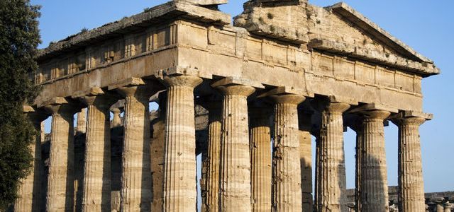 Are you the Zeus of Cyrene or one of the six Caryatids? Find out which ancient Greek temple you are with this quiz!