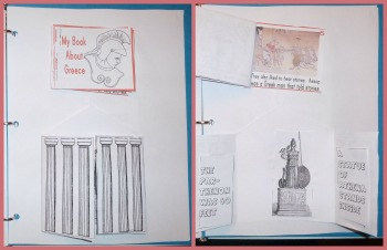 Greece Lapbook 1