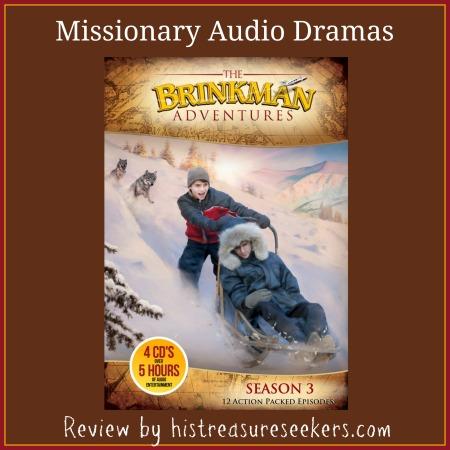 Brinkman Adventures 3