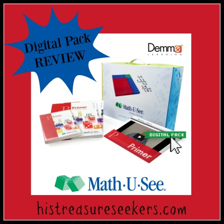 Math-U-See Review