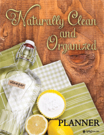 NaturalCleaningPlanner