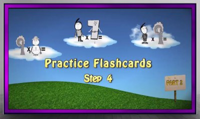 Practice flashcards