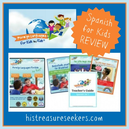 Foreign Languages For Kids Review