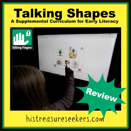 Talking Shapes Review