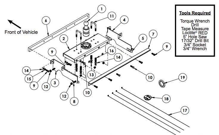 blue ox wiring diagram for ford f150 lariat