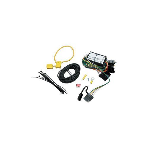 universal tow car wiring kit
