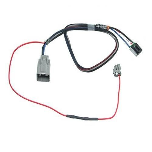 5th wheel trailer wiring harness