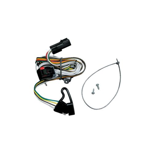 how to install tow wiring harness