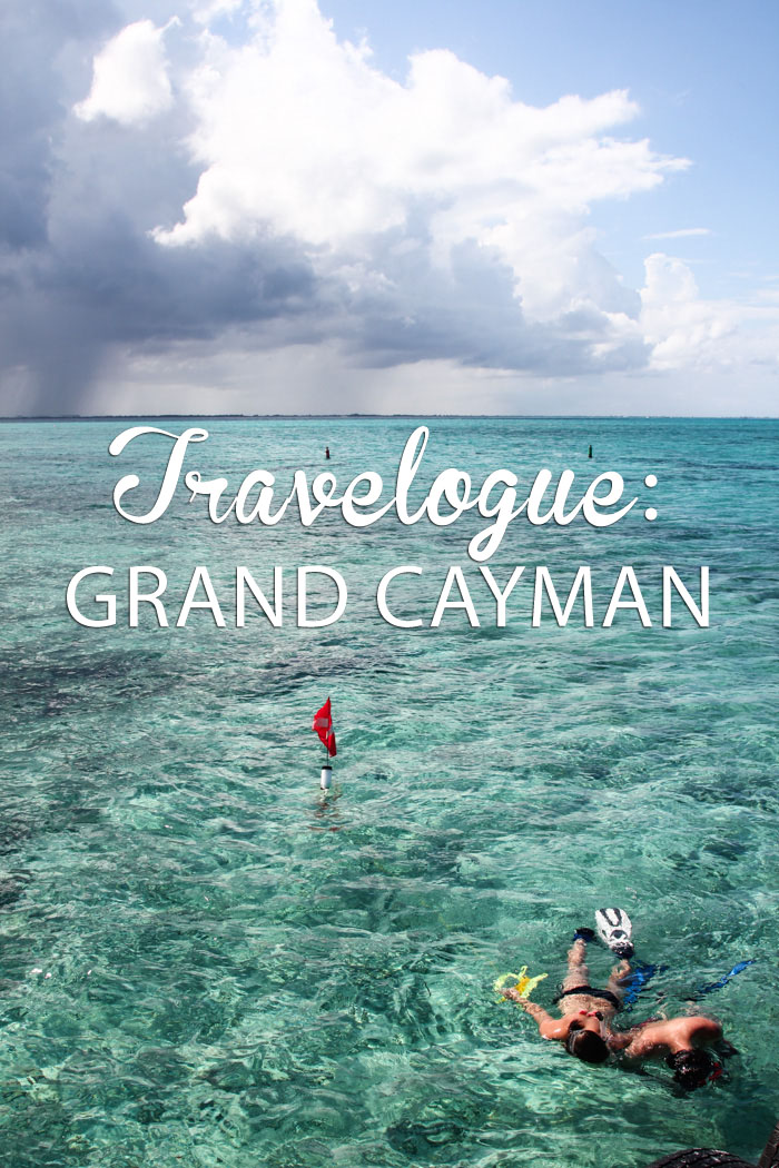 travel  Travelogue: Grand Cayman