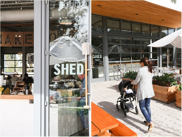 travel california  Daytrip: Shed in Healdsburg