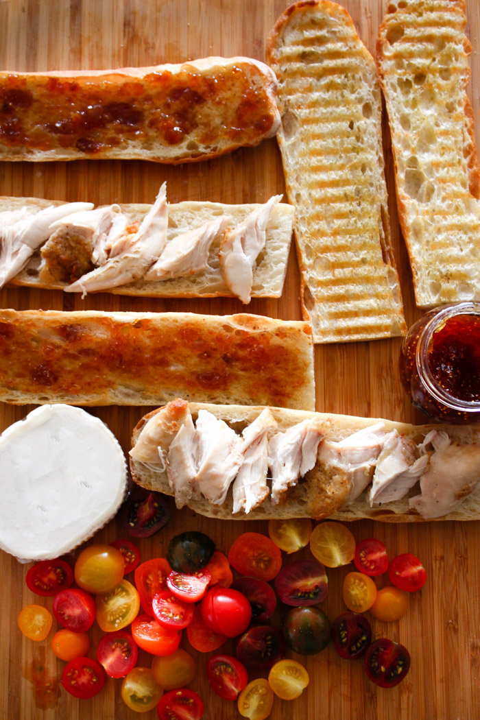 food drink  Picnic Sandwich Cheat Sheet