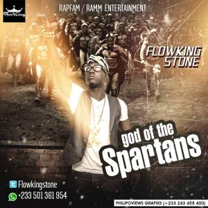 FlowKing Stone - God Of The Spartans (Prod. By TubhaniBeatz)