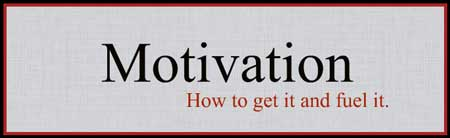 motivation adam ali Motivation: How to Get It and Fuel It