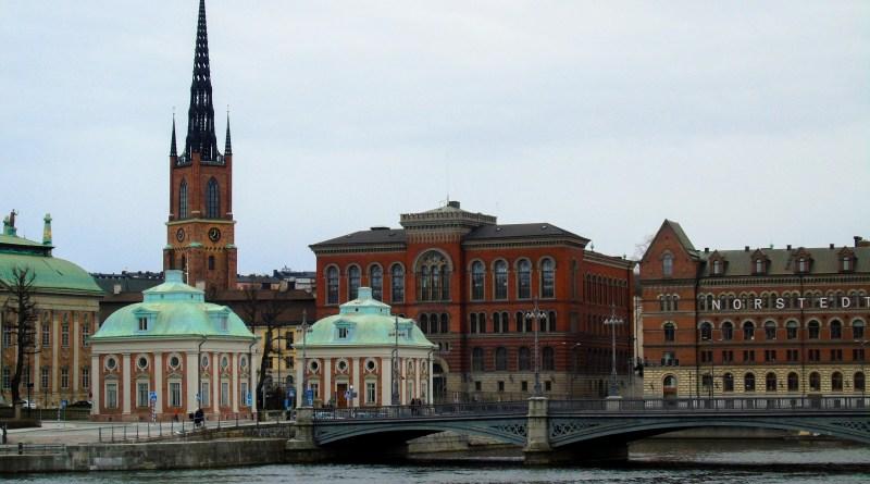 Escale à Stockholm