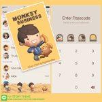 Monkey Business Theme