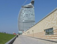 Sail-City Hochhaus + Garage - Halfkann + Kirchner ...