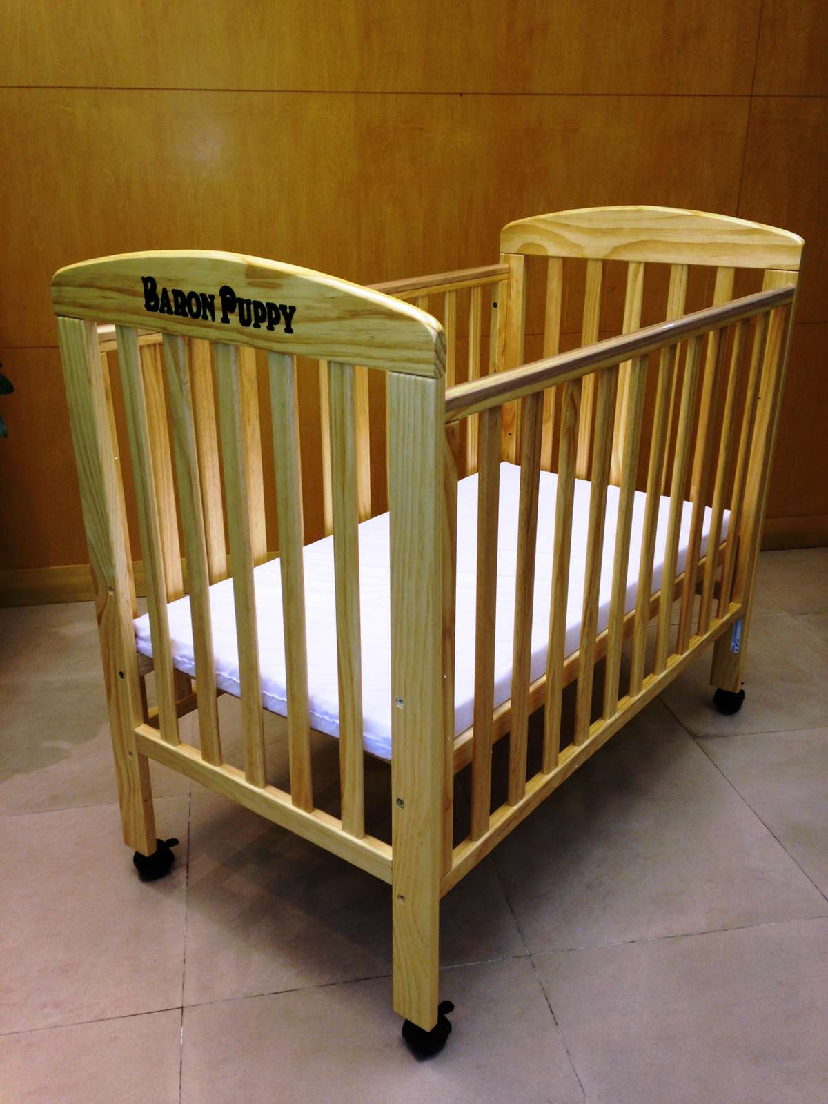Baron puppy baby bed