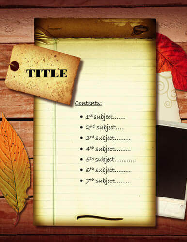 17 Creative Cover Pages Designs for Microsoft Word