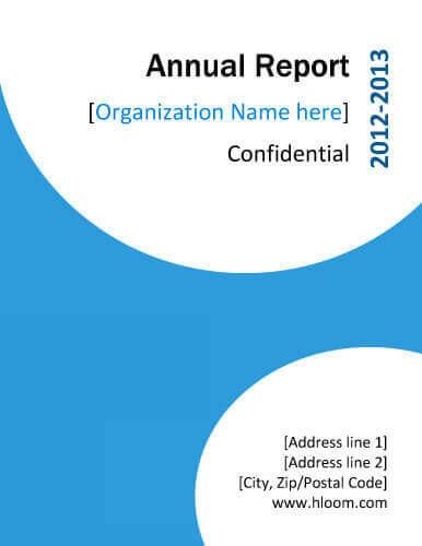 microsoft word report cover templates