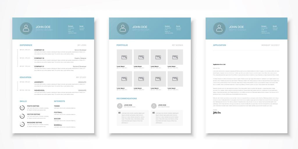 Resume Styles Traditional, Modern, Creative Template Examples