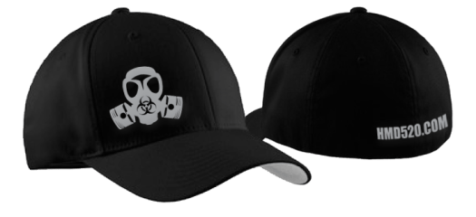 Bio Man Flex Fit Hat
