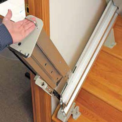 Elan Sre Straight Stairlift Sales Installation Serving