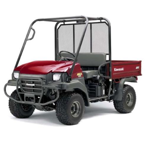 Kawasaki® Mule 610 UTV Exhaust - HMF Racing
