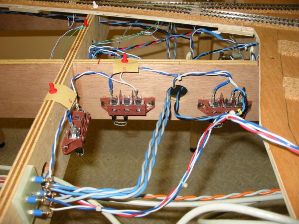Wiring a model railroad part 1  basic rules - Technical aspects of