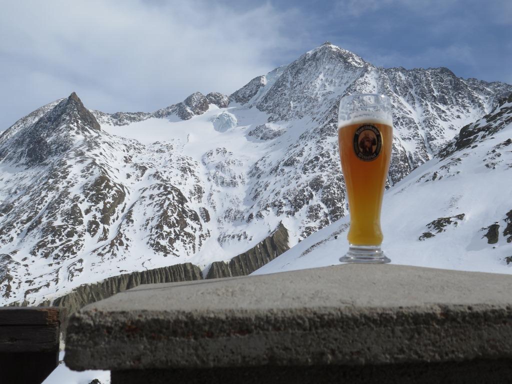 Alpské procházky na lyžích