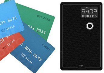 Coin the electronic credit card