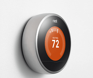 smart, learning thermostat