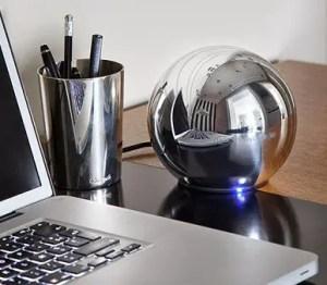 LaCie Christofle Sphère Luxury external hard drive