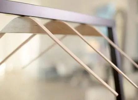 magnetic coat hangers