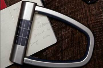 Skylock-solar-powered-smart-bike-lock
