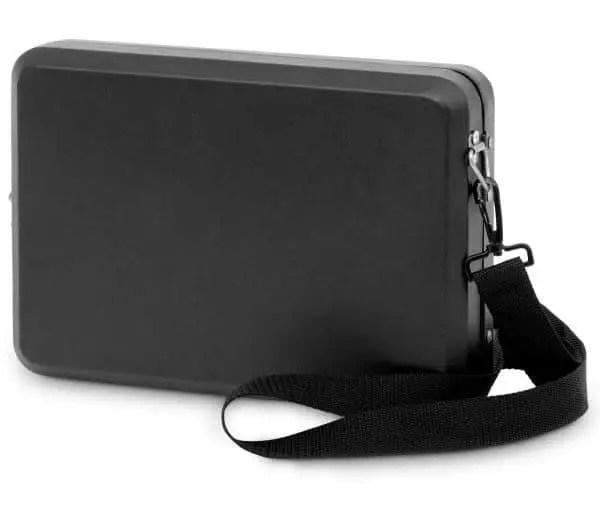 portable and discrete