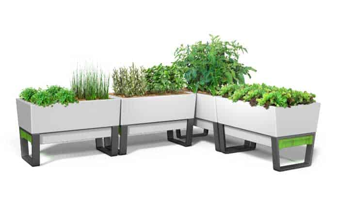 the urban gardening system that grows with you