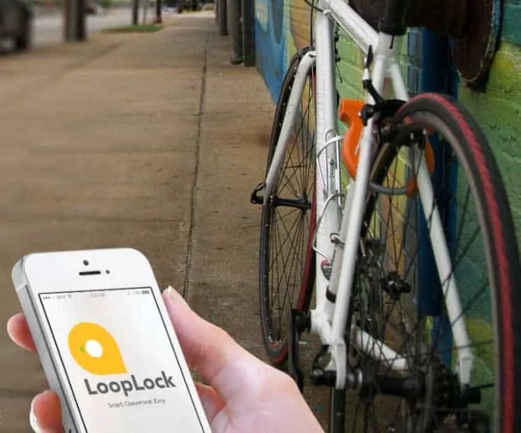 Looplock-smart-bike-lock