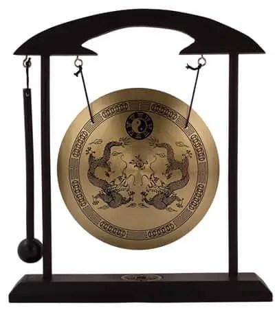 Brass-Feng-Shui-Desktop-Gong