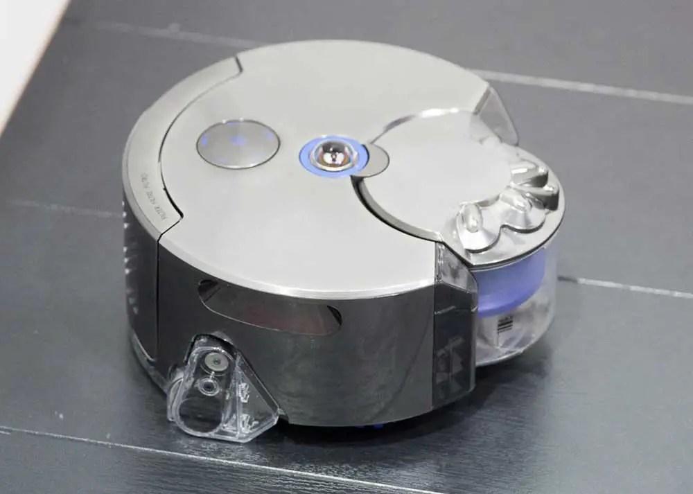 Dyson 360 eye autonomous vacuum