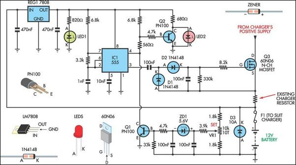 Pretty Laptop Charger Circuit Diagram Images Gallery -- Adie Dkhaz