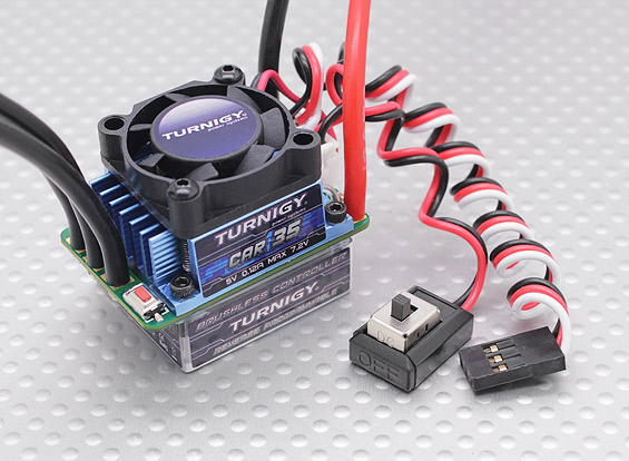 TURNIGY K-Force 100A Brushless ESC