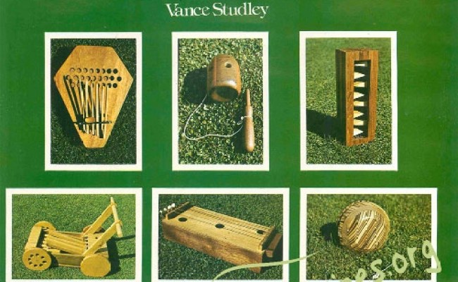 The Woodworker S Book Of Wooden Toys Hobby Magazines