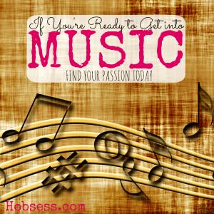 Get a Music Hobby