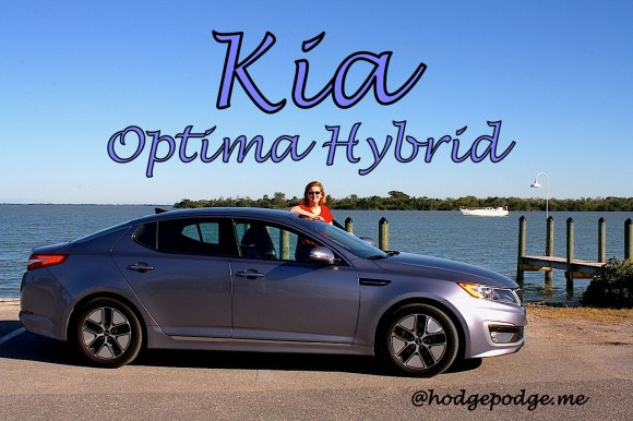 Kia Optima Hybrid Review