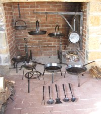 Fireplace & Cooking | Hoffman's Forge