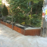 Corten Steel Retaining Wall Pricing | Shapeyourminds.com